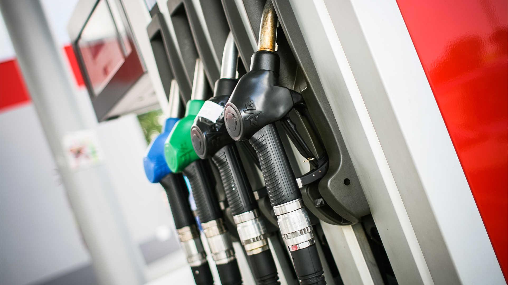 Оборудване за бензиностанции